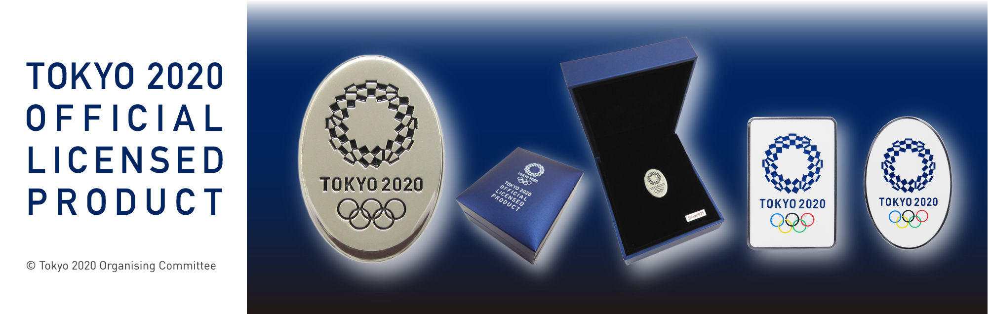 TOKYO 2020 OFFICIAL LICENSED PRODUCTS
